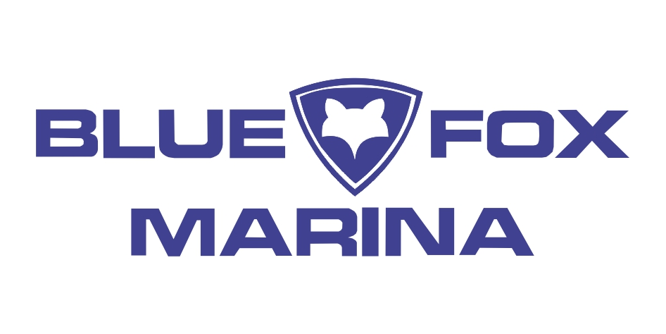 logo blue fox